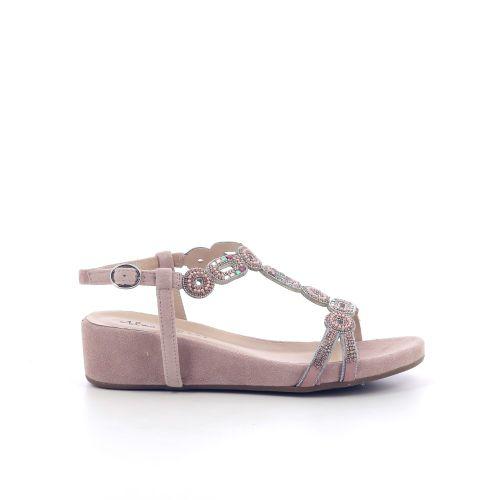 Alma en pena damesschoenen sandaal beige 204580
