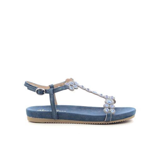 Alma en pena damesschoenen sandaal blauw 204574