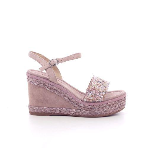 Alma en pena damesschoenen sandaal camel 205494