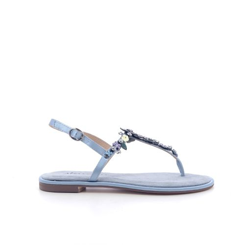 Alma en pena damesschoenen sandaal lichtblauw 205489