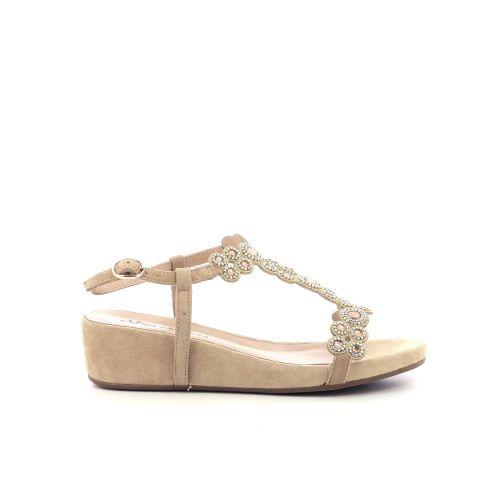 Alma en pena damesschoenen sandaal poederrose 204577