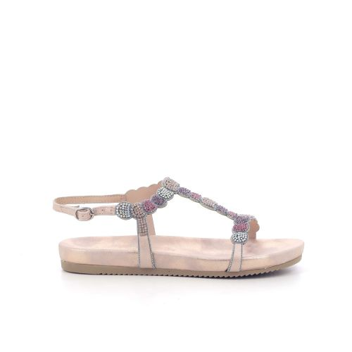 Alma en pena damesschoenen sandaal poederrose 205491