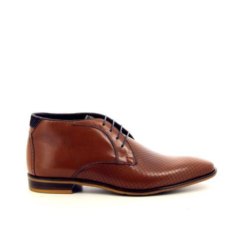 Ambiorix herenschoenen boots cognac 193333