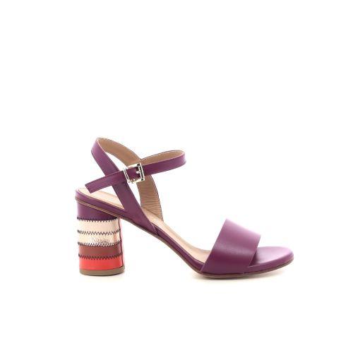 Andrea catini damesschoenen sandaal paars 206207
