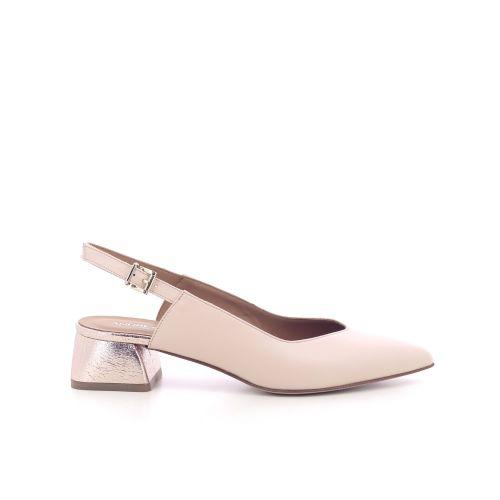 Andrea catini damesschoenen sandaal poederrose 203381