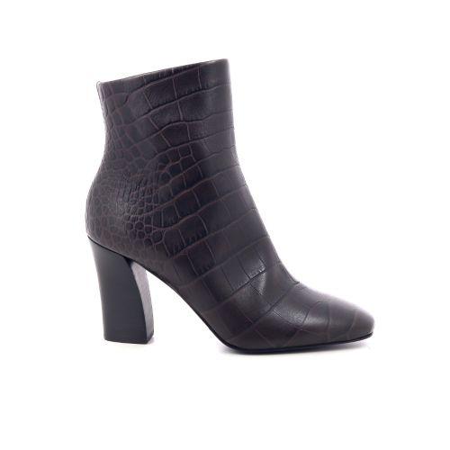 Andrea catini damesschoenen boots roodbruin 198637