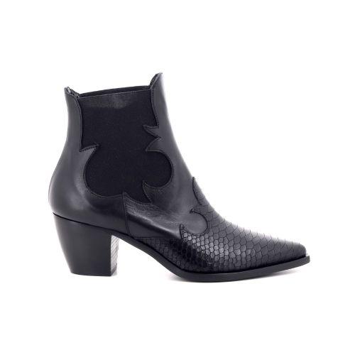 Andrea catini damesschoenen boots zwart 208726