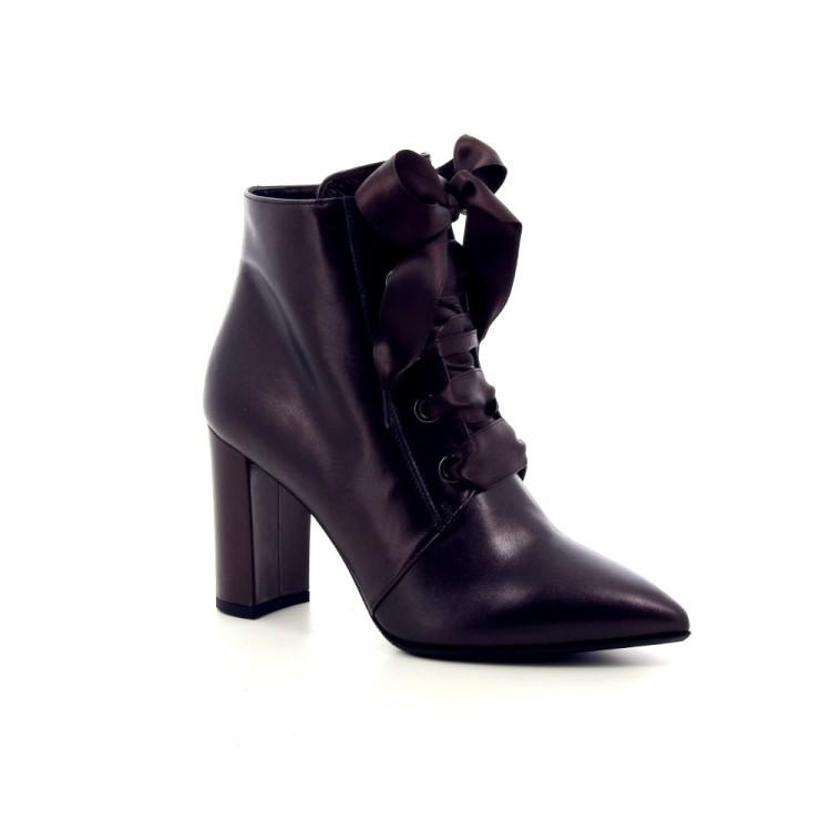 Andrea catini damesschoenen boots aubergine 188150
