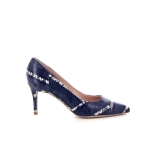 Andrea catini damesschoenen pump blauw 182467
