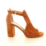 Andrea catini damesschoenen sandaal cognac 10539