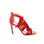 Andrea catini damesschoenen sandaal rood 169631