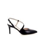 Andrea catini damesschoenen sandaal zwart 169624