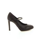 Andrea catini damesschoenen pump zwart 17346