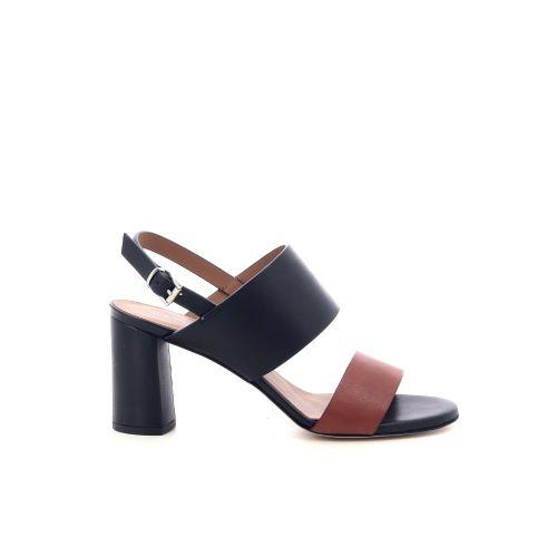 Andrea catini  sandaal zwart 213107