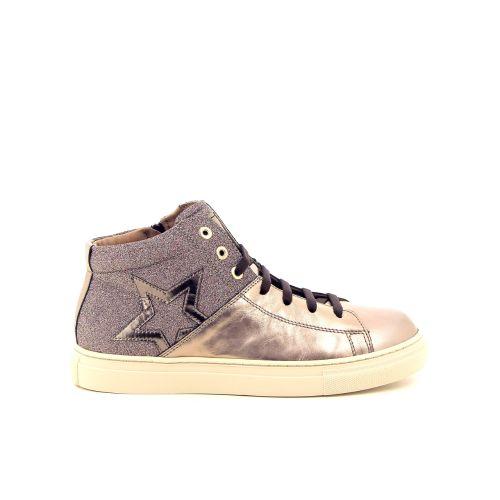 Andrea morelli kinderschoenen sneaker brons 178562