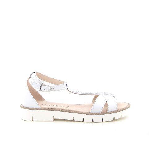 Andrea morelli kinderschoenen sandaal wit 183481