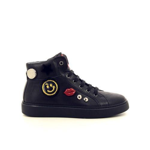 Andrea morelli kinderschoenen sneaker zwart 189041