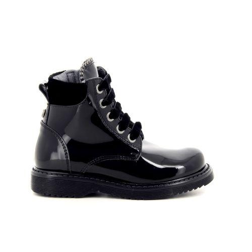 Andrea morelli kinderschoenen boots zwart 189054