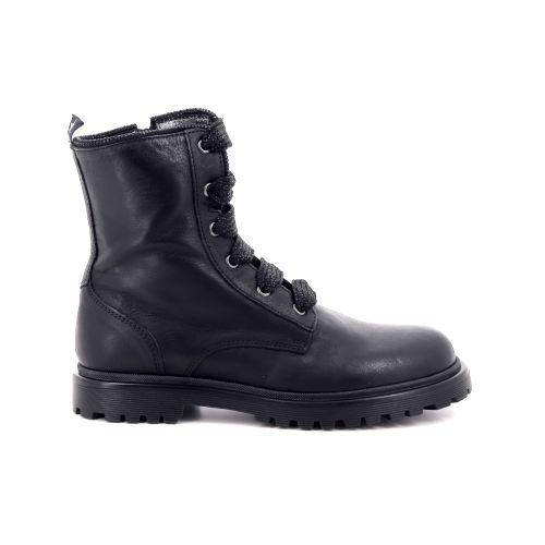 Andrea morelli kinderschoenen boots zwart 199623
