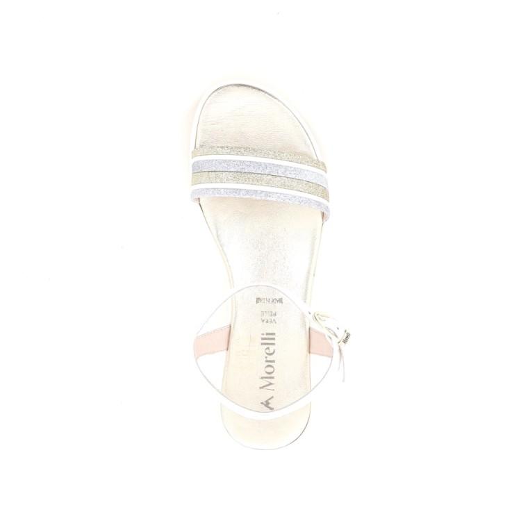 Andrea morelli kinderschoenen sandaal wit 204700