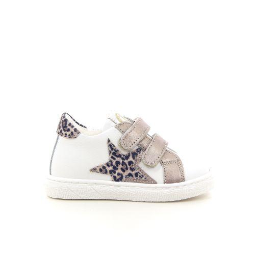 Andrea morelli solden sneaker wit 193969