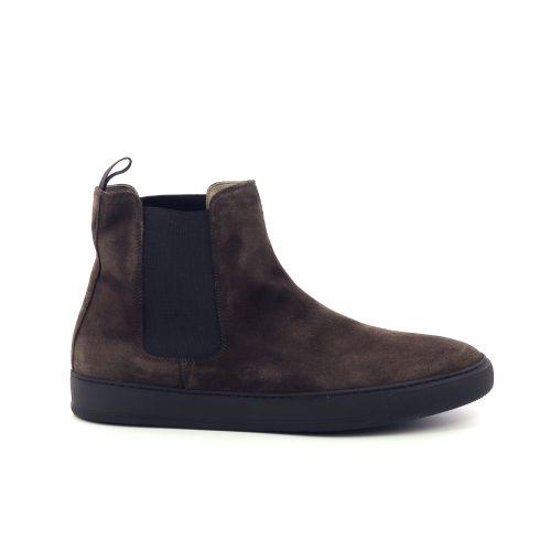 Andrea zori herenschoenen boots d.bruin 201050