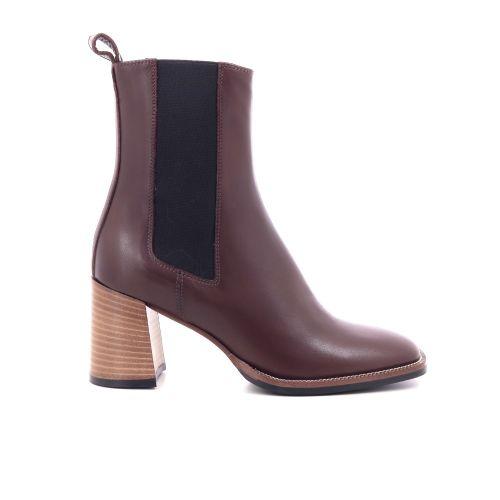 Angelo bervicato  boots cognac 209710