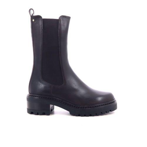 Angelo bervicato damesschoenen boots d.bruin 218914