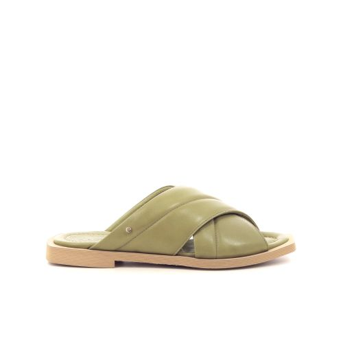 Angelo bervicato damesschoenen sleffer groen 215165