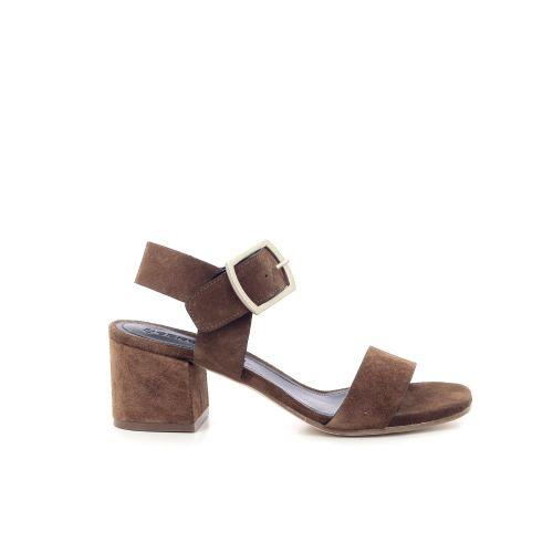 Angelo bervicato damesschoenen sandaal naturel 204180
