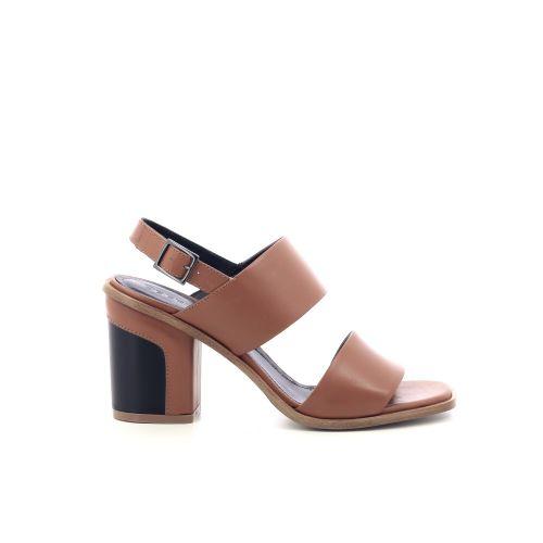 Angelo bervicato damesschoenen sandaal naturel 204184