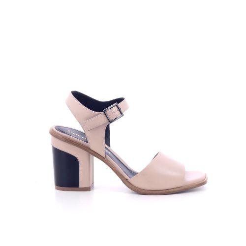 Angelo bervicato damesschoenen sandaal poederrose 204183