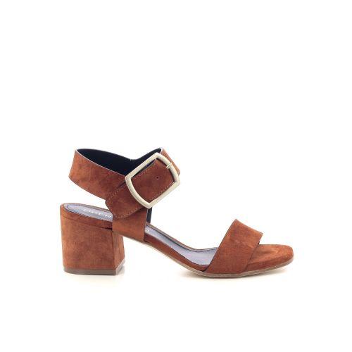 Angelo bervicato damesschoenen sandaal roest 204179
