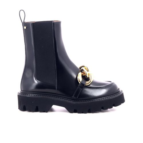 Angelo bervicato damesschoenen boots zwart 218915
