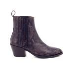 Angelo bervicato damesschoenen boots bruin 198182