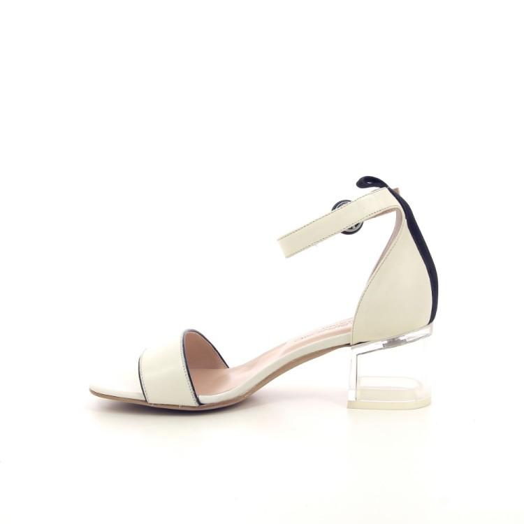 Angelo bervicato damesschoenen sandaal ecru 193574