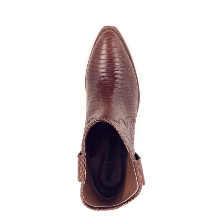 Angelo bervicato damesschoenen boots naturel 198179