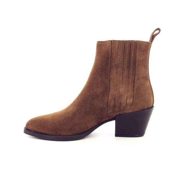 Angelo bervicato damesschoenen boots naturel 198182