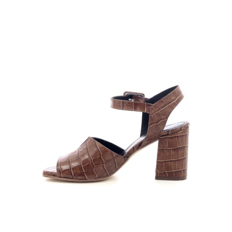 Angelo bervicato damesschoenen sandaal naturel 204171