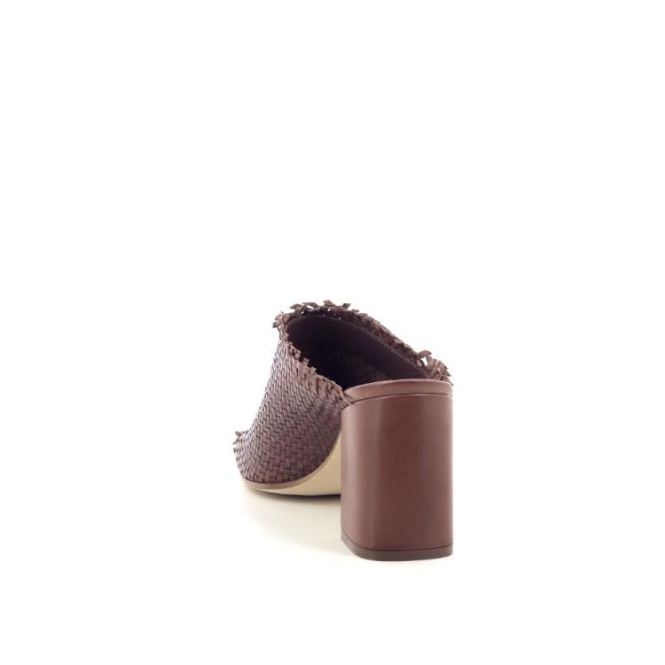 Angelo bervicato damesschoenen sleffer naturel 204188