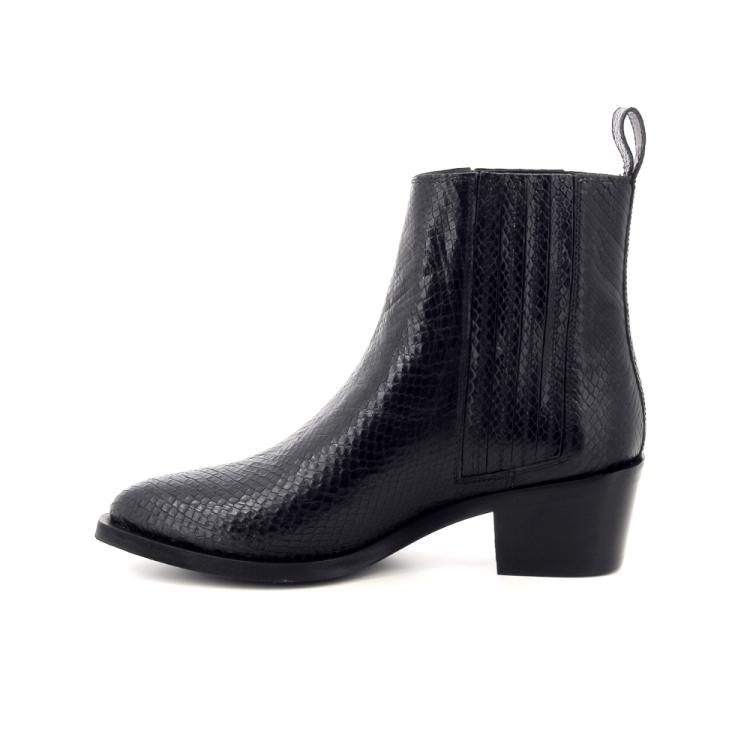 Angelo bervicato damesschoenen boots zwart 198183