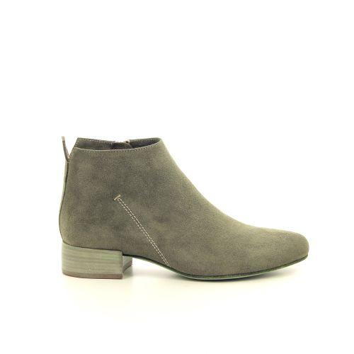 Angelo bervicato  boots kaki 193588