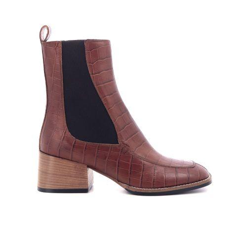 Angelo bervicato  boots naturel 209705
