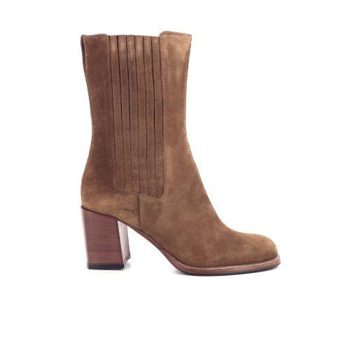 Angelo bervicato  boots naturel 209706