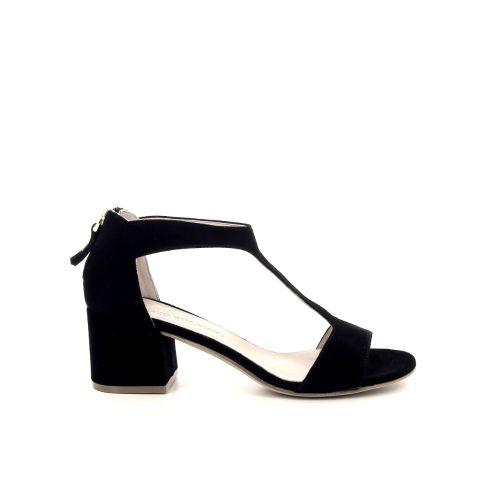 Angelo bervicato solden sandaal zwart 193576