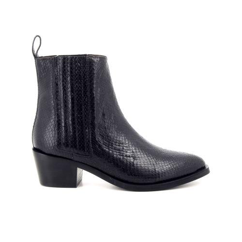 Angelo bervicato  boots zwart 198183