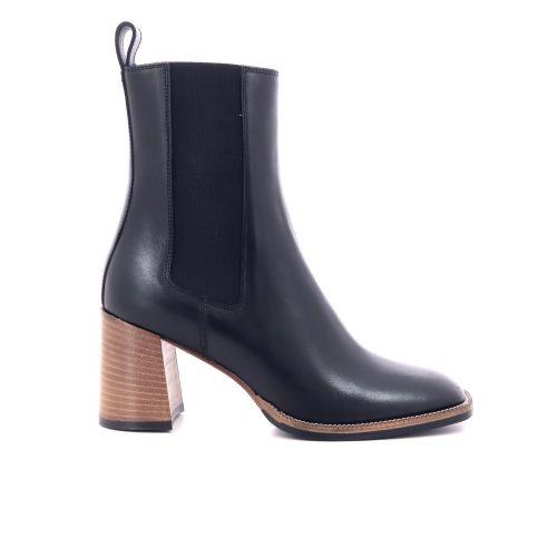 Angelo bervicato  boots zwart 209709