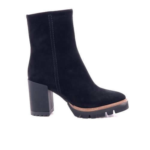 Angelo bervicato  boots zwart 209712