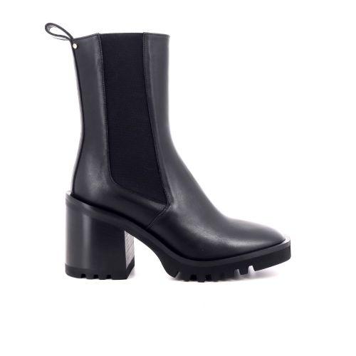 Angelo bervicato  boots zwart 218922
