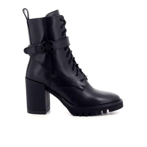 Angelo bervicato  boots zwart 218926